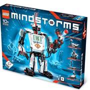 Развивающий конструктор Lego Mindstorms EV3 фото