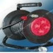 Удлинитель на катушке ЛУЧ- Лемира ПВС 2*2, 5мм 20м №499904 фото