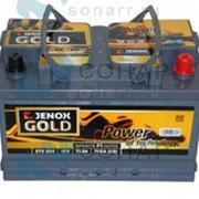 Аккумуляторная батарея JENOX Gold 75 А/ч R+ фото