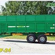 Разбрасыватель органических удобрений 24 тонн МТУ-24 фото