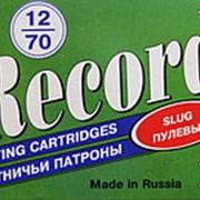 Патрон к12х70-пуля Стрела 33г (КХЗ) фото