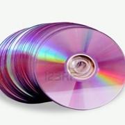 Производство компакт дисков способом заводского листья фото