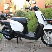 Скутер Yamaha Gear 4т инжектор водянка фото