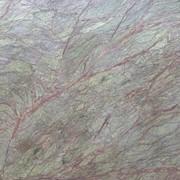 Плита из мрамора Rain Forest Green фото