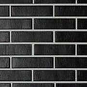 Oблицовочный кирпич пустотелый Lode KRYPTON антрацит ново 250x85x65 фото