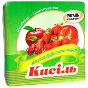 Кисель со вкусом фруктового ассорти фото