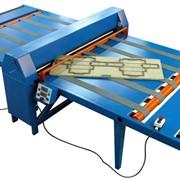 Гофрооборудование. Валковый пресс для плоской высечки листовых изделий и изготовления гофротары фото