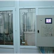 Система управления безразборной санитарной мойкой фото