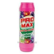 Чистящий порошок ProMax 500 гр. Розовый, белый, жёлтый, зелёный фото
