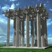 Памятники из гранита фото