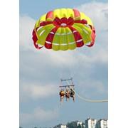 Прогулочные парашюты фото