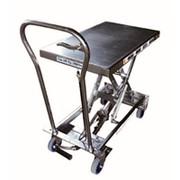 Стол подъемный TOR г/п 300 кг 830x500мм BS30S (нержавеющая сталь) фото