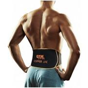 Суппорт для спины с медью Gymform Copper Line фото