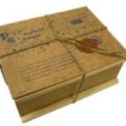 Ящики/тара, ящики подарочные, посылки фото