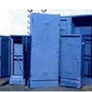 Шкафы городских телефонных кабельных сетей типа ШРМ, ШРП фото