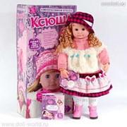 Интерактивная говорящая кукла Ксюша фото