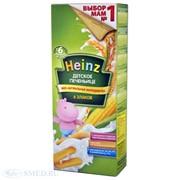 Печенье детское HEINZ 6 злаков с 6 мес.180 г фото