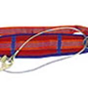 Пояс предохранительный (Пояс запобіжний) ПП1Б (строп-металический трос) фото