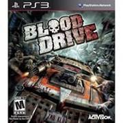 Игра для ps3 Blood Driver ps3 фото