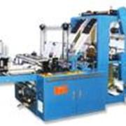 Машина для производства пакетов типа фасовка, «банан», «майка» мешки с рисунком. фото