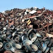 Прием и переработка металлолома фото