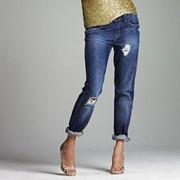 Пошив джинсовой одежды из давальческого сырья по лекалам заказчика фото