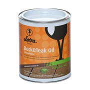 Масло защитное LOBA Deck & Teak Oil (0.75l) фото
