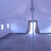 Палатка многоместная 2-х слойная на металлическом каркасе фото