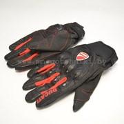 Мотоперчатки Ducati F-5 кожаные фото