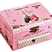 Музыкальная шкатулка Подарочная коробка фото