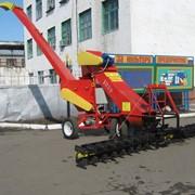 Зернометатели ПЗС-100 Эльбрус, ПЗС-150 Вулкан фото