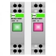 Модульная кнопка ВК 832 З 2НО/1НЗ 2/1 Зелёная фото