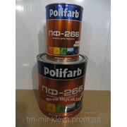 Эмаль алкидная для пола Полифарб ПФ-266 ГОСТ 2,7 кг фото