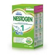 Сухая молочная смесь NESTOGEN 1 с рождения, 350г фото