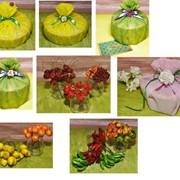 Дизайн подарков и сувениров, Упаковка и дизайн подарков, Декоративное оформление подарков, Счастье и радость фото