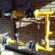 Системы учета природного газа, проектирование узлов учета газа фото