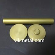 Анодирование алюминия под золото фото