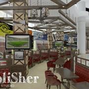 Дизайн развлекательного помещения Тараз фото
