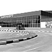 Размещение рекламы в аэропорту Симферополь фото