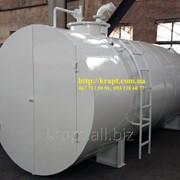 Резервуар для нефтепродуктов со шкафом фото