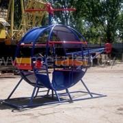 Игровой комплекс Вертолет фото