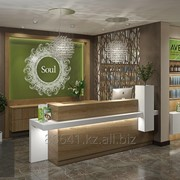 Мебель на заказ для салонов красоты фото