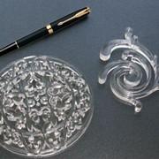Лазерная резка - гравировка фото