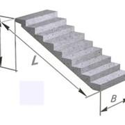 Лестничные марши ЛМФ L=3,6; В=1,2 (на 12 ступеней) фото