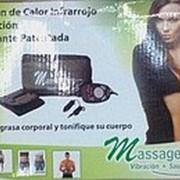 Массажер MASSAGE-PRO vibracion+sauna MS-037 фото