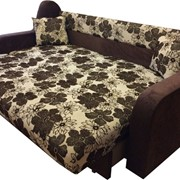 Диван-кровать полувыкатной (книжка с задней стенкой) фото