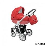 Детская универсальная коляска 2 в 1 Roan Bass B7-Red (1102-0161) фото