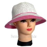 Шляпа женская маленькое поле 087 фото