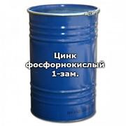 Цинк фосфорнокислый 1-зам., квалификация: ч / фасовка: 30 фото