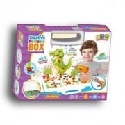 Мозаика конструктор Creative Portable Box, 198+ деталей, набор 1 фото